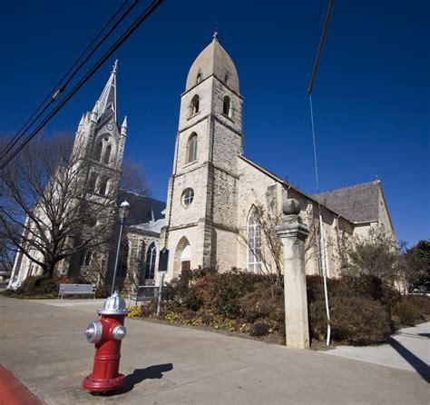 catholic church in fredericksburg tx