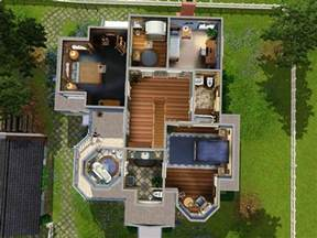 Floor Plans For Sims 3 The Sims 3 House Plans Floor Plans Sims 3 Probz