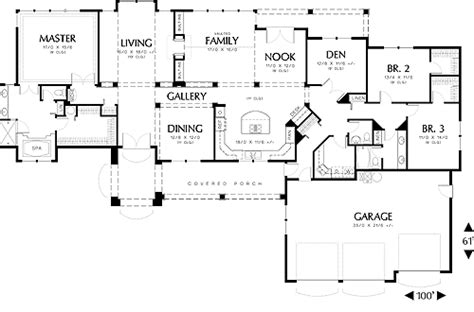 grayson floor plan hopedale 2472 3 bedrooms and 2 baths the house designers