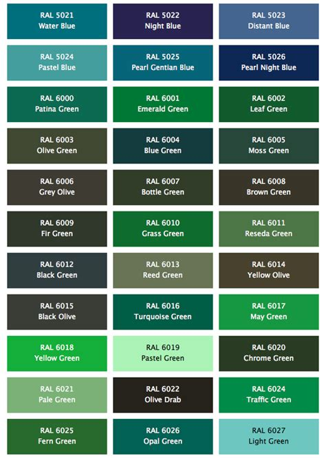 green color code green color code