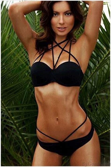hot sea ladies bags sexy cross shoulder strap fashion bikinis bikinis
