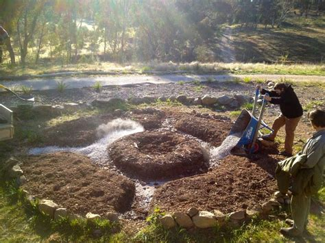 nursery layout for forestry permaculture micro forest gardening designing a food