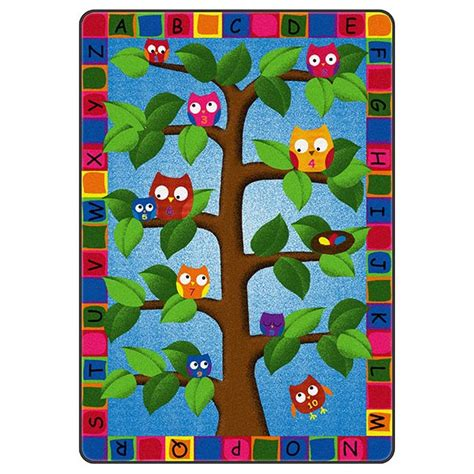alphabet rug alphabet owls rugs schoolsin