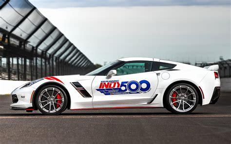 chevrolet corvette grand sport indy  pace car