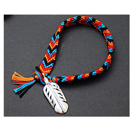 navajo arrow friendship bracelet southwest indian