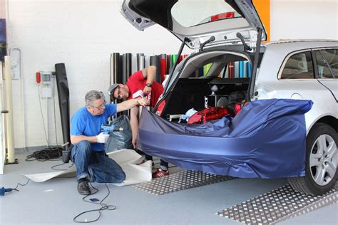 Oracal Folie Temperatur by Car Wrapping Schulung Wrap Master Auto Folieren Lernen