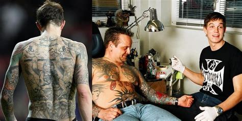 tato keren pemain bola 7 pemain bola yang memiliki tato indah diervie