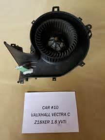Vauxhall Vectra Heater Problems Vauxhall Vectra C Signum 2002 2008 4 Speed Heater Blower