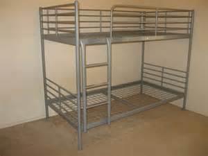 Ikea Metal Bunk Bed With Desk Pics Photos Ikea Beds Bunk Loft Beds Troms Loft Bed