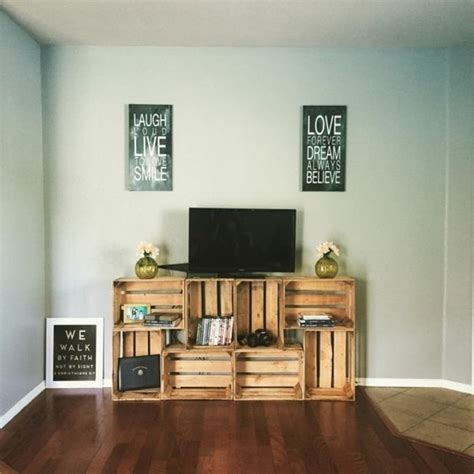 meuble tv en palette tuto solutions pour la d 233 coration