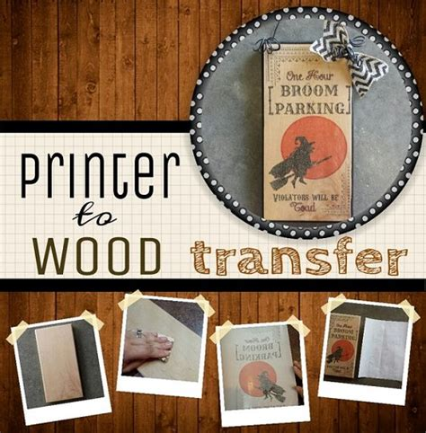 pattern transfer paper for wood how to transfer images to wood using freezer paper the
