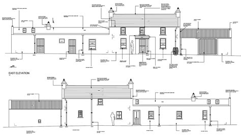 irish cottage floor plans irish vernacular farmhouse restoration plans cottage