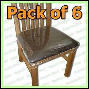 dining room chair protective covers dining chair seat covers ebay