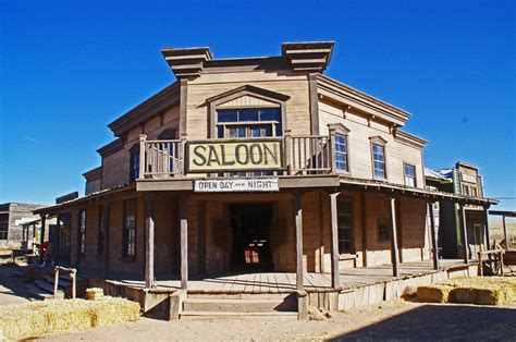 What Is A Ranch House Ghost Towns