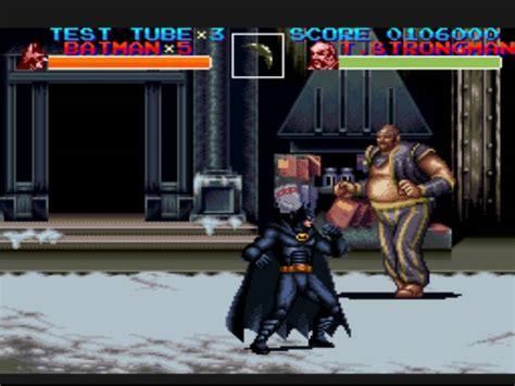 emuparadise batman batman returns snes supernesroms net