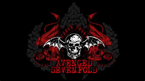Kaos Avenged Sevenfold Logo 03 avenged sevenfold logo 6949447