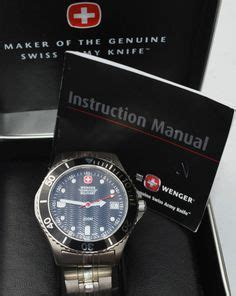 Swiss Army Time Kipas New wenger swiss army knife mens terragraph alarm power reserve dual time 927 new knives swiss