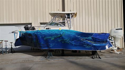 boat graphics florida florida boat wraps high quality boat wraps graphics