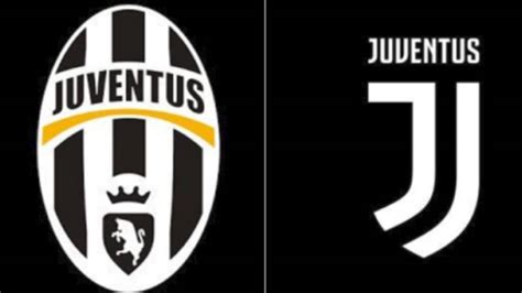 edit football logo negative reaction to new juventus logo change as