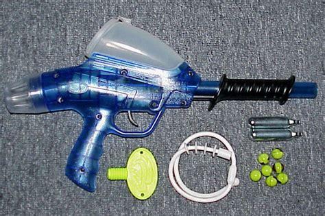 Mr. Completely: Brass Eagle Blade Turbo .68 Caliber E Blade Paintball Gun