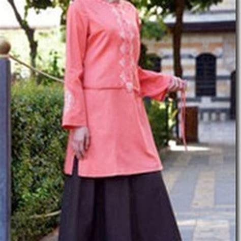 Fadhila Tunic Jumbo Syari Jilbab Lengan model baju dan rok muslim paling keren cara memakai jilbab