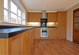 Beechwood Kitchen Cabinets Stain Or Paint Kitchen Cabinets What Color
