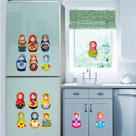 russian doll wall stickers get cheap walle doll aliexpress alibaba
