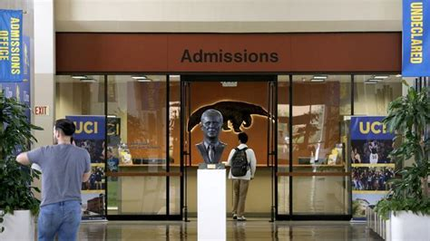 Uci Admissions Office uc irvine s admissions mishap shows that predicting