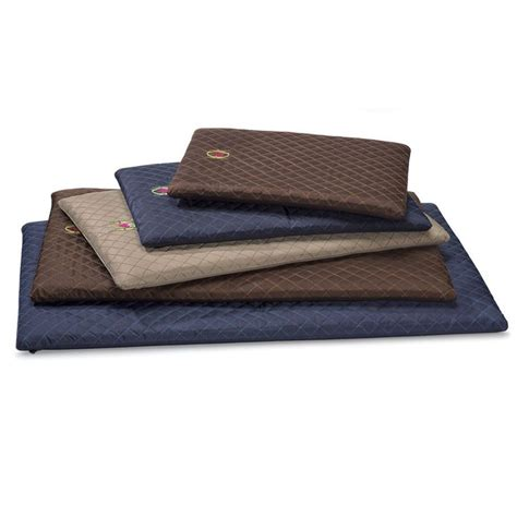 dog bed pads tuffut luxx chew proof crate pad dog beds gates