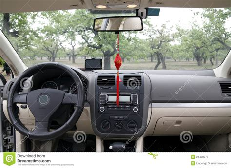 Interior Parts Of The Car by Inside Car Stock Illustration Image Of Front Parking
