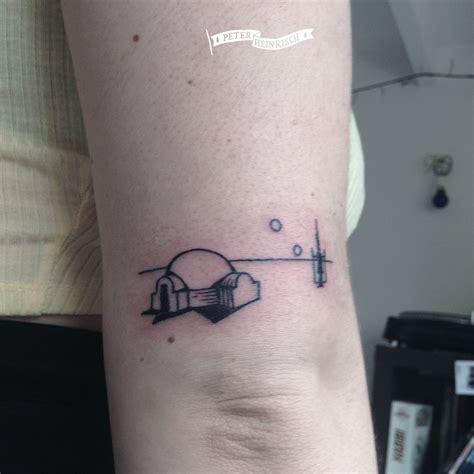 war tattoo wars tatooine by heinrisch nerdy
