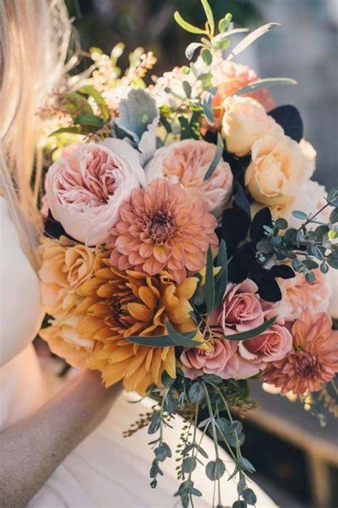 Wedding Bouquet November by November Wedding Bouquet Bridal Bouquets Fall Flowers