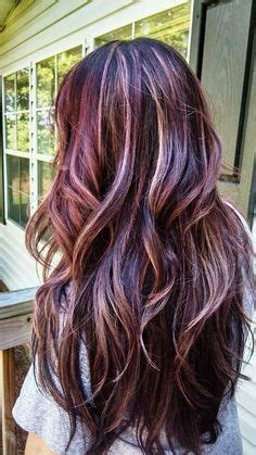 brown hair with dark mahogany lowlights 30 best images about mahogany hair colors on pinterest