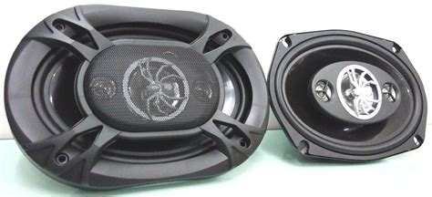 Speaker Subwoofer Black Spider spider 6x9 inch coaxial 4 way 2 end 9 28 2016 2 34 pm