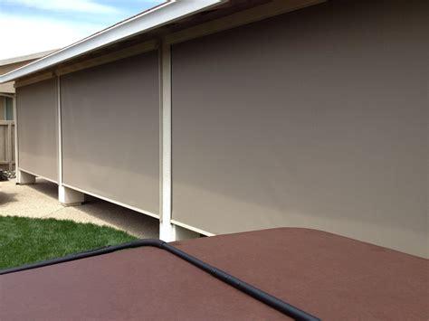 retractable sun shade retractable sun shades vertical screens 4 less