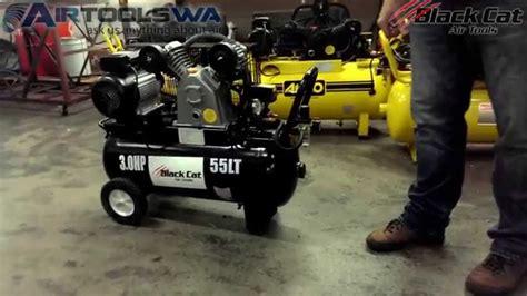 black cat bv3055 air compressor
