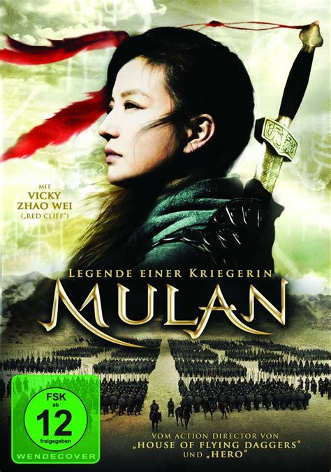 film china mulan mulan legende einer kriegerin film kritik trailer
