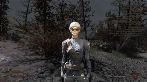 Plan Wood Armor Fallout 76