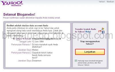langkah membuat email menggunakan yahoo co id cara membuat email baru di yahoo berikut penjelasannya
