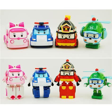 Poli Robocar by Robocar Poli Korea Robot Car Transformation Toys Poli
