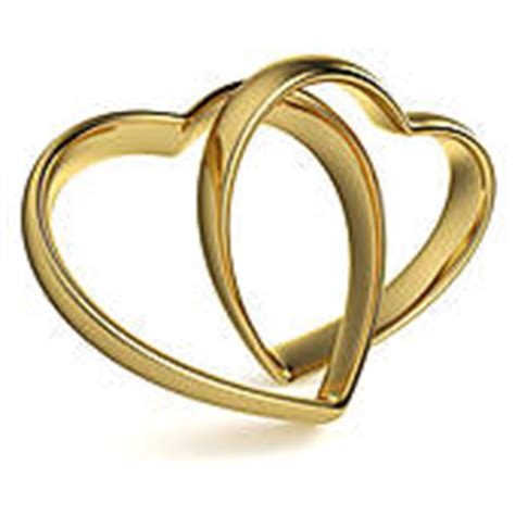 linked gold wedding rings stock illustrations royalty