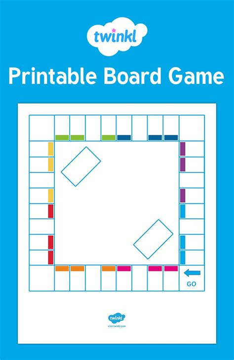 math pattern board games printable maths board game template printable pages