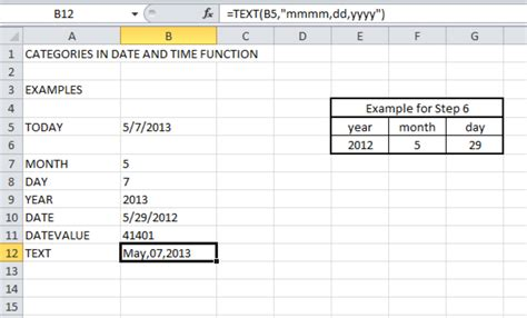 date format in words php excel date format concatenate excel concatenate strings
