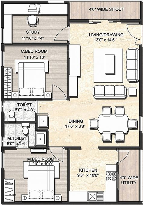 800 sq ft house plan indian style the best wallpaper of