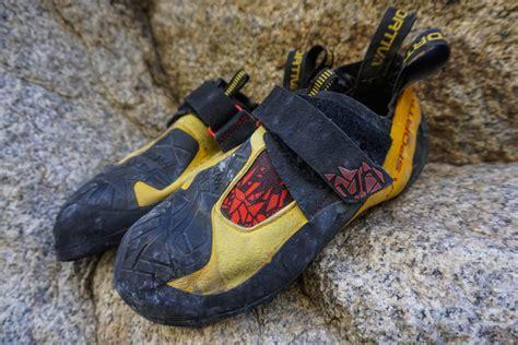 la sportiva climbing shoes review la sportiva skwama review outdoorgearlab