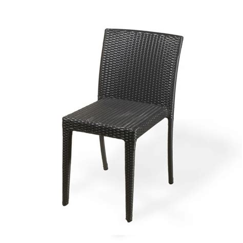 chaise de jardin en resine chaise de jardin resine tressee wicker