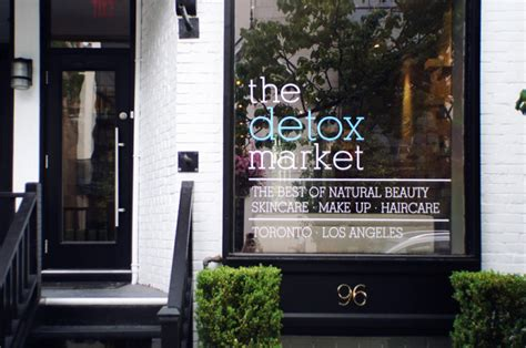 The Detox Market Locations by Thenotice The Detox Market Scollard St Toronto Tour