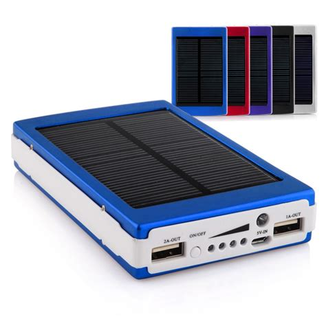 Power Bank Solar solar power bank for smartphone droidforums net