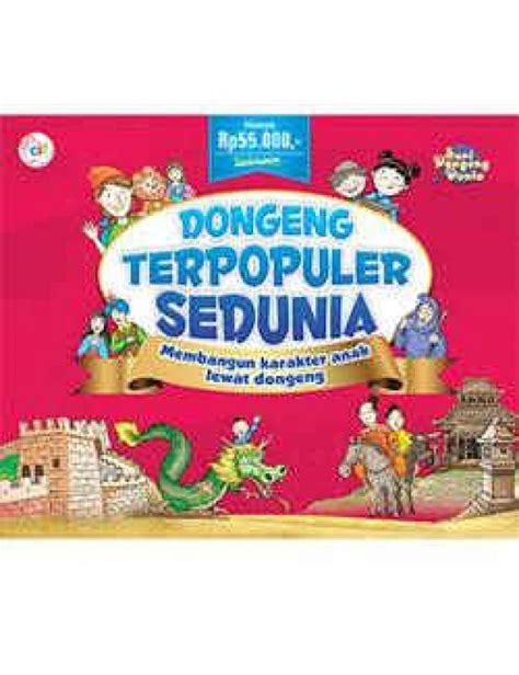 Paket Buku Anak bukukita buku paket dongeng terpopuler sedunia
