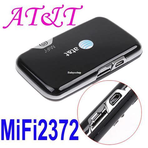 Modem Mifi At T 2372 at t novatel wireless mifi 2372 mobile hotspot 3g network